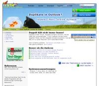 Outlook Duplikate